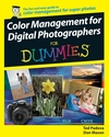 Color Management for Digital Photographers For Dummies (0470048921) cover image
