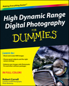 High Dynamic Range Digital Photography For Dummies (0470599421) cover image