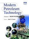 Modern Petroleum Technology, Volume 2, Downstream, 6th Edition (0470850221) cover image