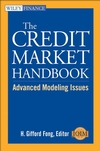 The Credit Market Handbook: Advanced Modeling Issues (0471778621) cover image