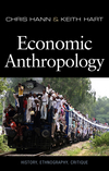 Economic Anthropology (0745644821) cover image
