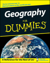 Geography For Dummies (0764516221) cover image