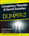 Conspiracy Theories and Secret Societies For Dummies (1118052021) cover image