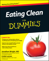Eating Clean For Dummies (1118107721) cover image