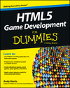 HTML5 Game Development For Dummies (1118236521) cover image