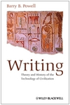 Writing - Theory and History of the Technology of Civilization (1118255321) cover image