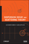 thumbnail image: Dispersion Decay and Scattering Theory