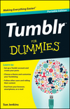 Tumblr For Dummies, Portable Edition (1118370821) cover image