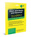Excel 2010 Basics and Advanced For Dummies eLearning Course Access Code Card (6 Month Subscription) (1118446321) cover image