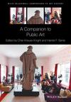 A Companion to Public Art (1118475321) cover image