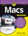Macs For Dummies, 14th Edition (1119239621) cover image
