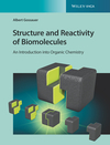thumbnail image: Structure and Reactivity of Biomolecules: An Introduction into Organic Chemistry