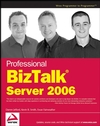 Professional BizTalk Server 2006 (0470046422) cover image