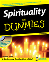 Spirituality For Dummies, 2nd Edition (0470191422) cover image