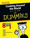 Cooking Around the World All-in-One For Dummies (0764555022) cover image