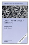 Online Student Ratings of Instruction: New Directions for Teaching and Learning, Number 96 (0787972622) cover image