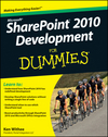 SharePoint 2010 Development For Dummies (1118038622) cover image