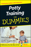 Potty Training For Dummies (1118069722) cover image