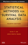 Statistical Methods for Survival Data Analysis, 4th Edition (1118095022) cover image