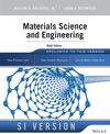 thumbnail image: Materials Science and Engineering, 9th Edition SI Version