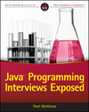 Java Programming Interviews Exposed (1118722922) cover image