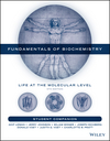 Student Companion to Accompany Fundamentals of Biochemistry, 5th Edition (1119295122) cover image