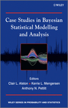 thumbnail image: Case Studies in Bayesian Statistical Modelling and Analysis