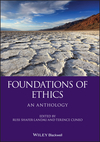 Foundations of Ethics: An Anthology (1405129522) cover image