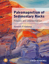 Paleomagnetism of Sedimentary Rocks: Process and Interpretation (1444335022) cover image