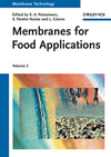 Membrane Technology, Volume 3: Membranes for Food Applications (3527314822) cover image
