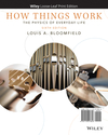 How Things Work: The Physics of Everyday Life, 6th Edition (EHEP003422) cover image