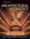 Architectural Acoustics: Principles and Practice, 2nd Edition (0470190523) cover image
