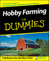 Hobby Farming For Dummies (0470281723) cover image