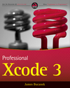 Professional Xcode 3 (0470525223) cover image
