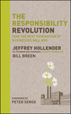The Responsibility Revolution: How the Next Generation of Businesses Will Win (0470558423) cover image