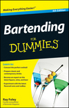Bartending For Dummies, 4th Edition (0470885823) cover image