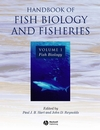 Handbook of Fish Biology and Fisheries: Fish Biology, Volume 1 (0632054123) cover image