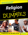 Religion For Dummies (1118069323) cover image