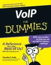 VoIP For Dummies (1118085523) cover image