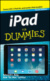 iPad For Dummies, Pocket Edition (1118118723) cover image
