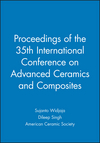 Proceedings of the 35th International Conference on Advanced Ceramics and Composites (1118155823) cover image