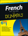 French All-in-One For Dummies (1118282523) cover image