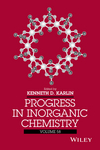 Progress in Inorganic Chemistry, Volume 58 (1118792823) cover image