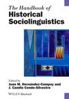 The Handbook of Historical Sociolinguistics (1118798023) cover image