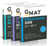 GMAT Official Guide 2019 Bundle: Books + Online (1119507723) cover image