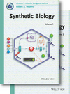 Synthetic Biology, 2 Volume Set (3527334823) cover image