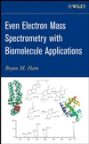 thumbnail image: Even Electron Mass Spectrometry with Biomolecule Applications