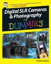 Digital SLR Cameras and Photography For Dummies, 2nd Edition (0470225424) cover image