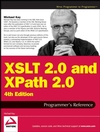 XSLT 2.0 and XPath 2.0 Programmer's Reference, 4th Edition (0470337524) cover image