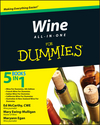Wine All-in-One For Dummies (0470555424) cover image